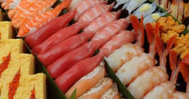 寿司 デリバリー